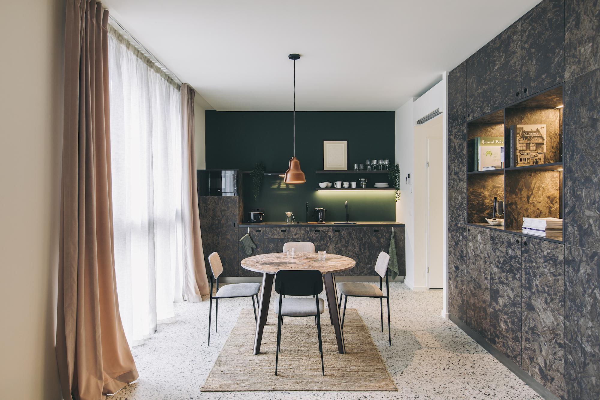 YUST : l'hôtel du futur à Anvers
