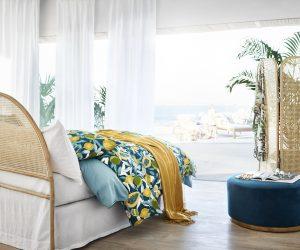 3 astuces pour adopter une tête de lit en matière naturelle