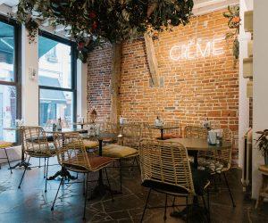 4 questions à Chloé, co-fondatrice de Crème Brussels