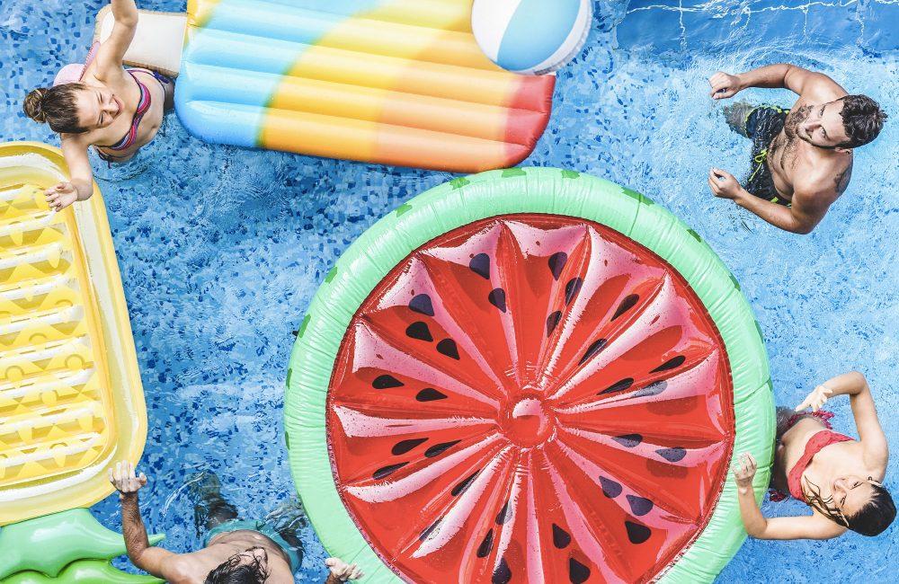 Nos astuces pour une pool party réussie