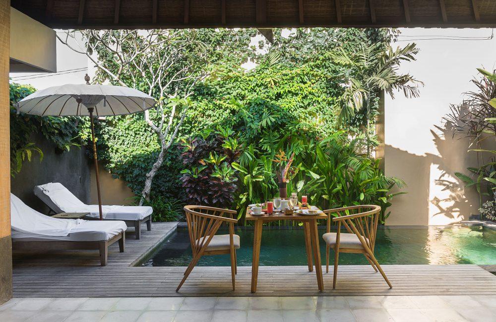 Nos objets déco esprit 'jungle urbaine' comme à Bali