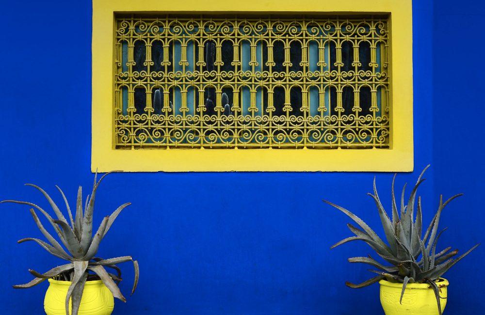 Adopter Le Bleu Majorelle Chez Soi Conseils Et Astuces