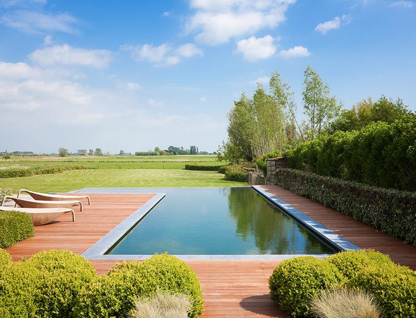 Tout savoir sur les piscines naturelles d co id es - Combien coute une piscine naturelle ...