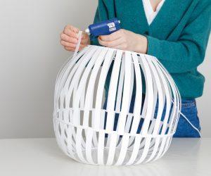 DIY : une lampe graphique