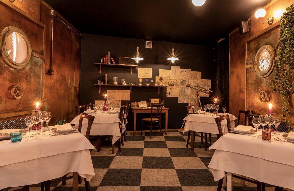Le Thème, un restaurant à la déco unique à Liège