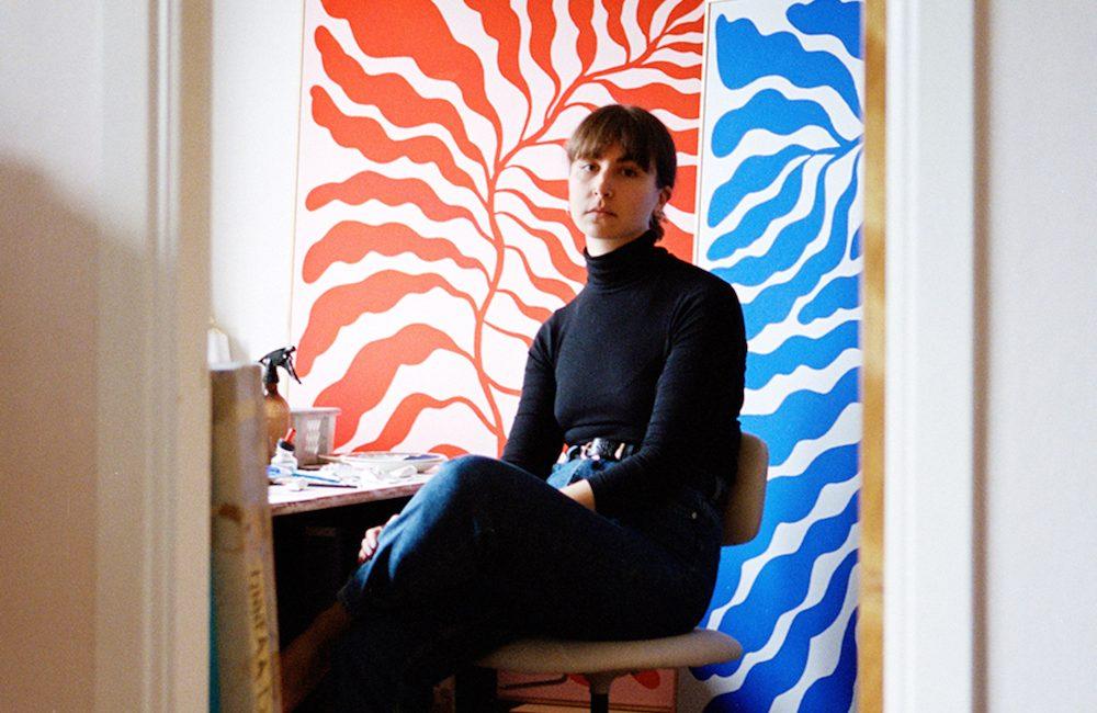 ARKET présente sa collaboration avec l'artiste Linnéa Andersson