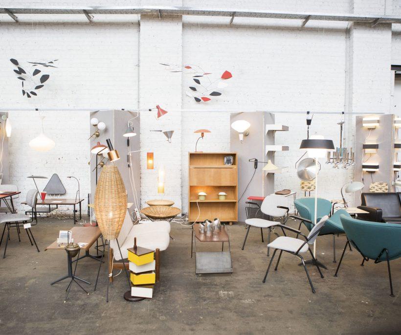 A vos agendas : Brussels Design Market et Contemporary Design Market