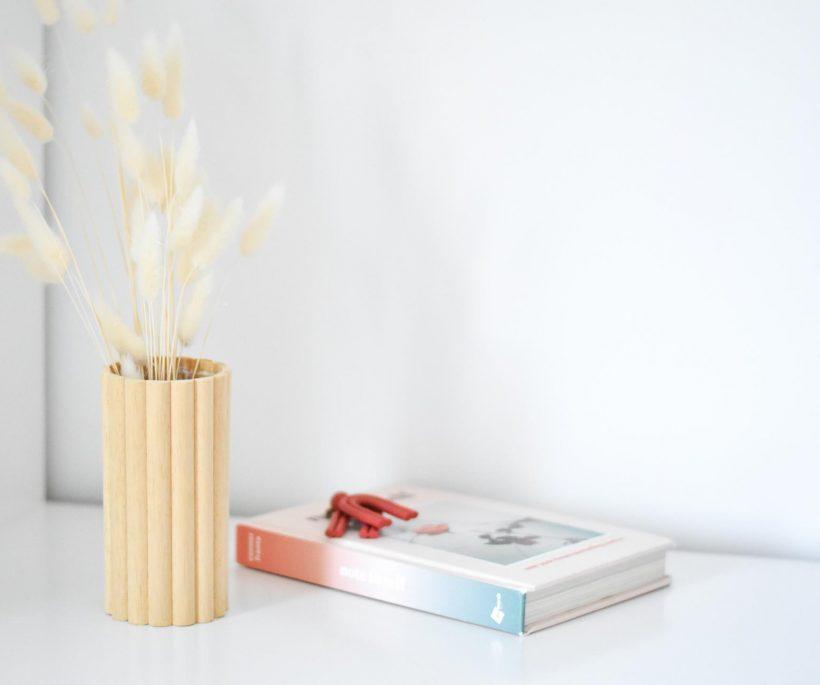 DIY: un vase tendance