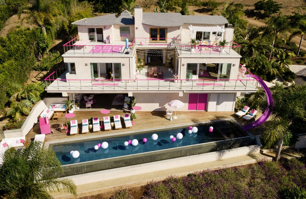 La maison de Barbie à Malibu est disponible sur Airbnb!