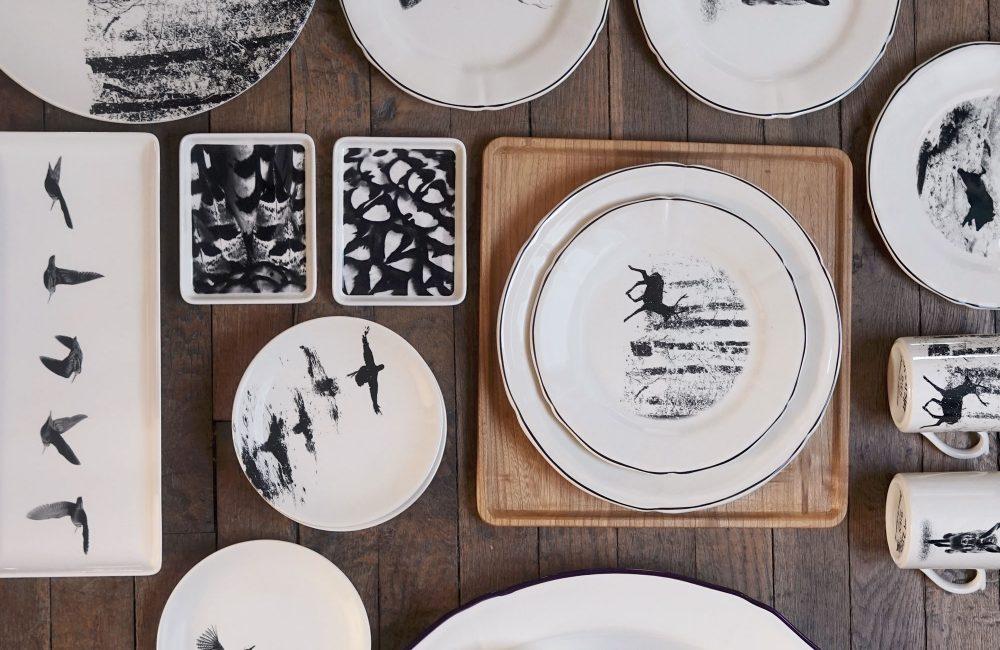 La faïencerie de Gien dévoile ses nouvelles collections d'art de la table