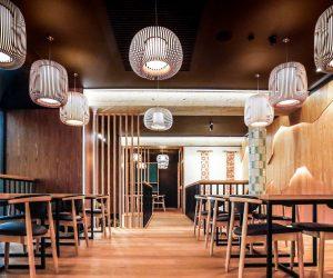 Le restaurant bruxellois Samouraï s'offre un nouvel écrin