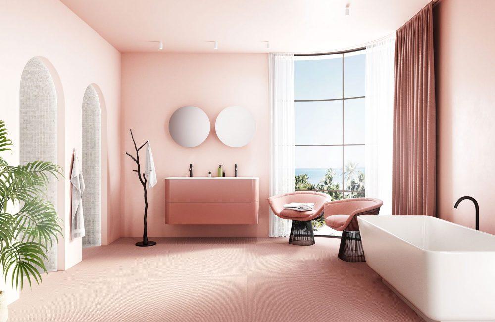 Salle de bains : les mix et matériaux à la une