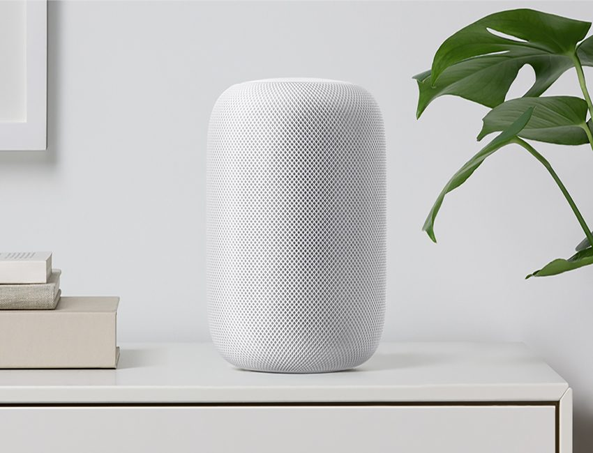 objet connecté apple