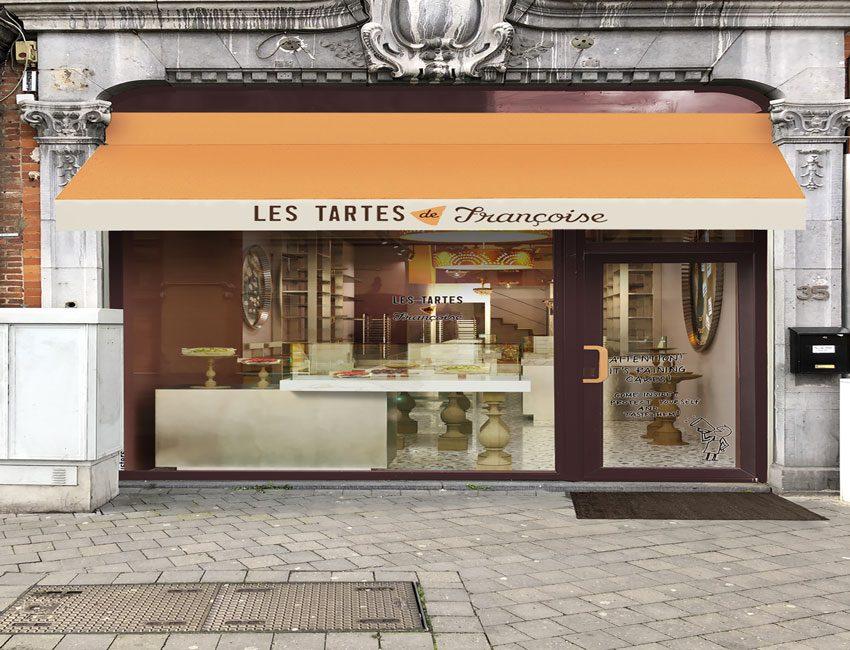 Les Tartes de Françoise à Namur