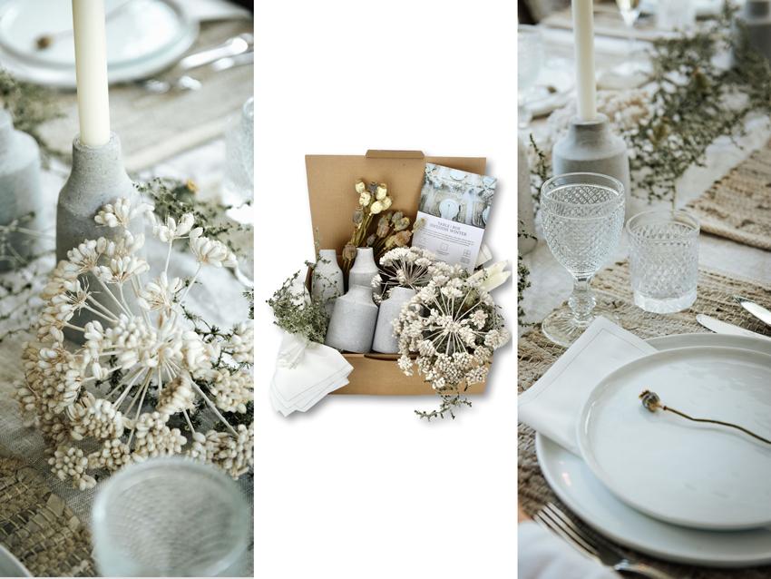 Table in a Box : Swedish Winter