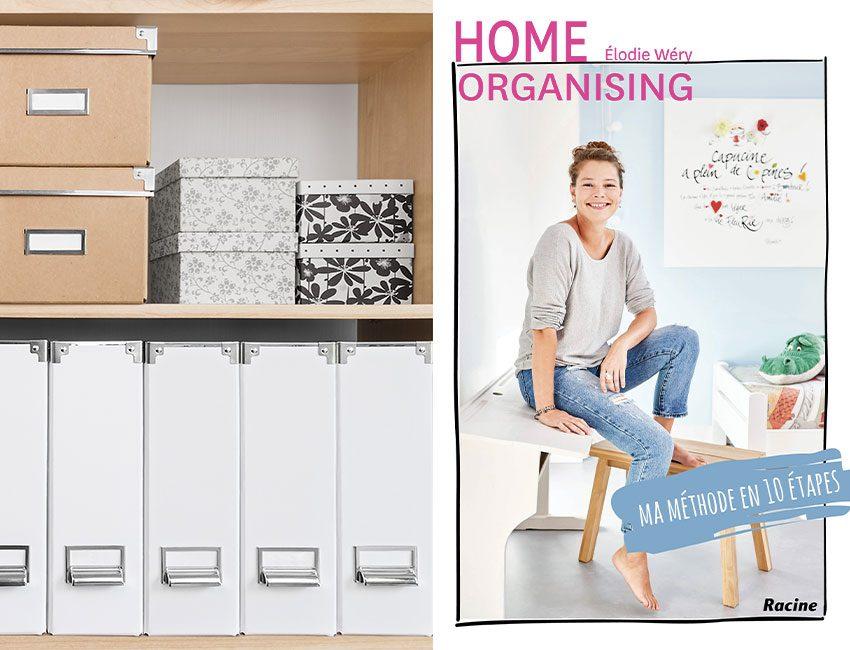 home organising elodie wery