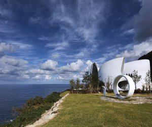 Visite d'un hôtel futuriste en Corée du Sud