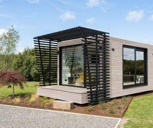 BeLodge: des constructions modulaires belges et design