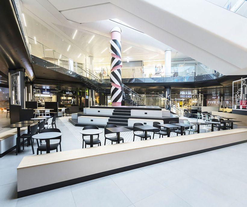 Architecture design: You Studio, l'agence qui bascule les codes du shopping