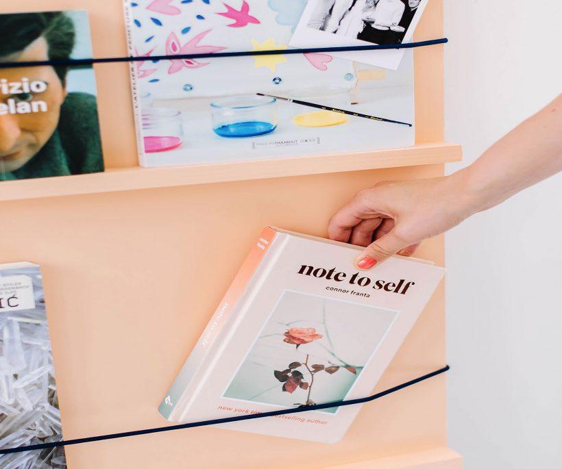 DIY : un porte-revues revisité