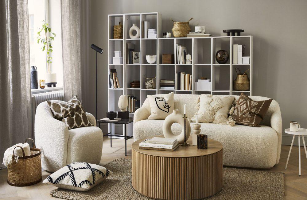 Les tendances déco du moment chez H&M Home