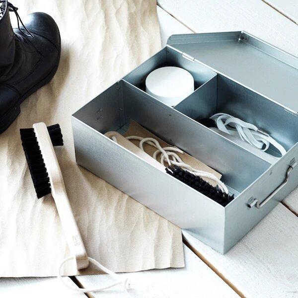 brosse chaussures ikea