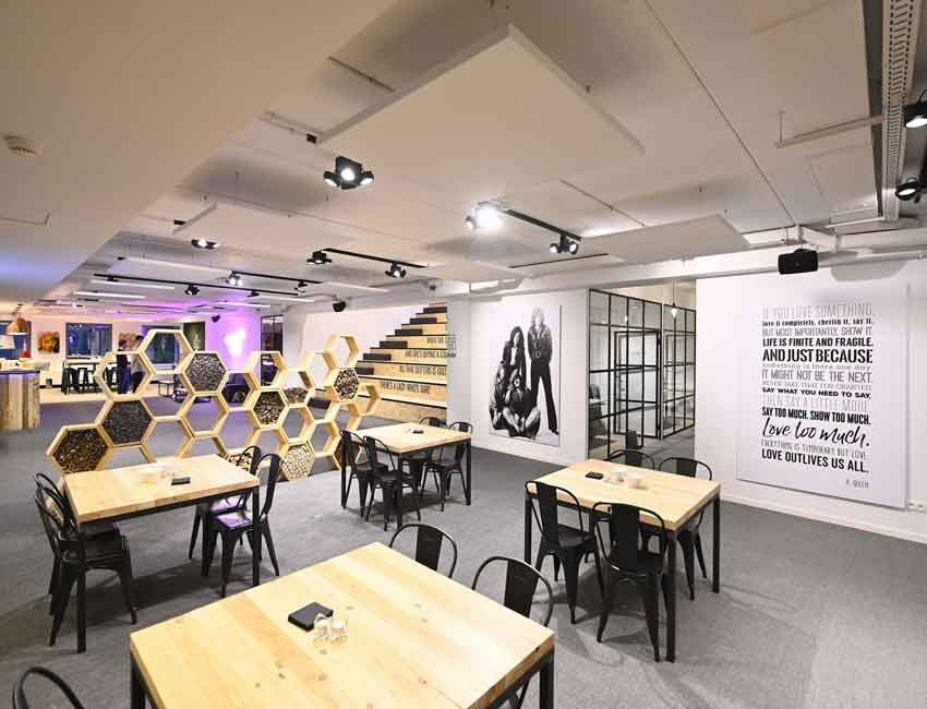 buzzy nest coworking bruxelles