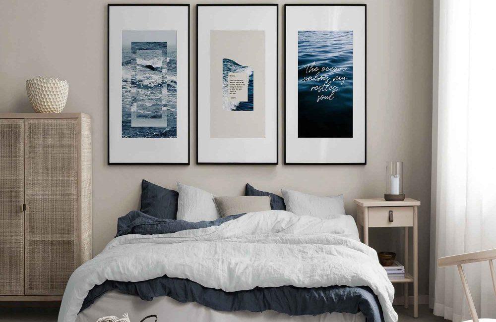 Art For Oceans : la collection Desenio pour la protection des océans