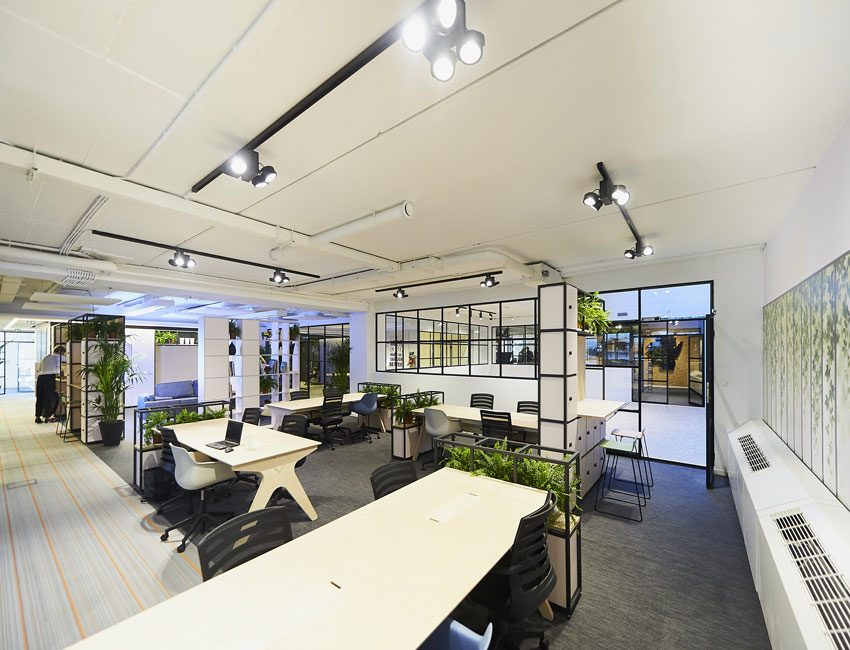 Womanly coworking Bruxelles