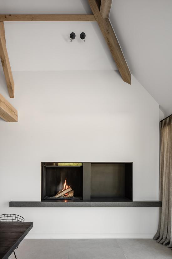 foyer bois ferme metalfire