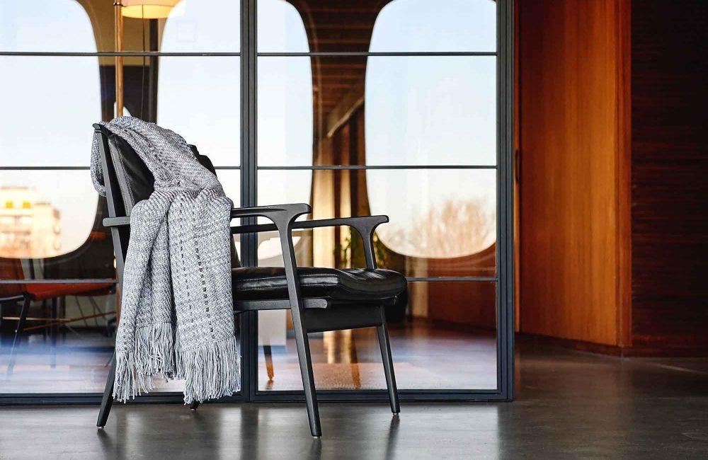 La marque belge WEHVE dévoile ses nouvelles couvertures en laine
