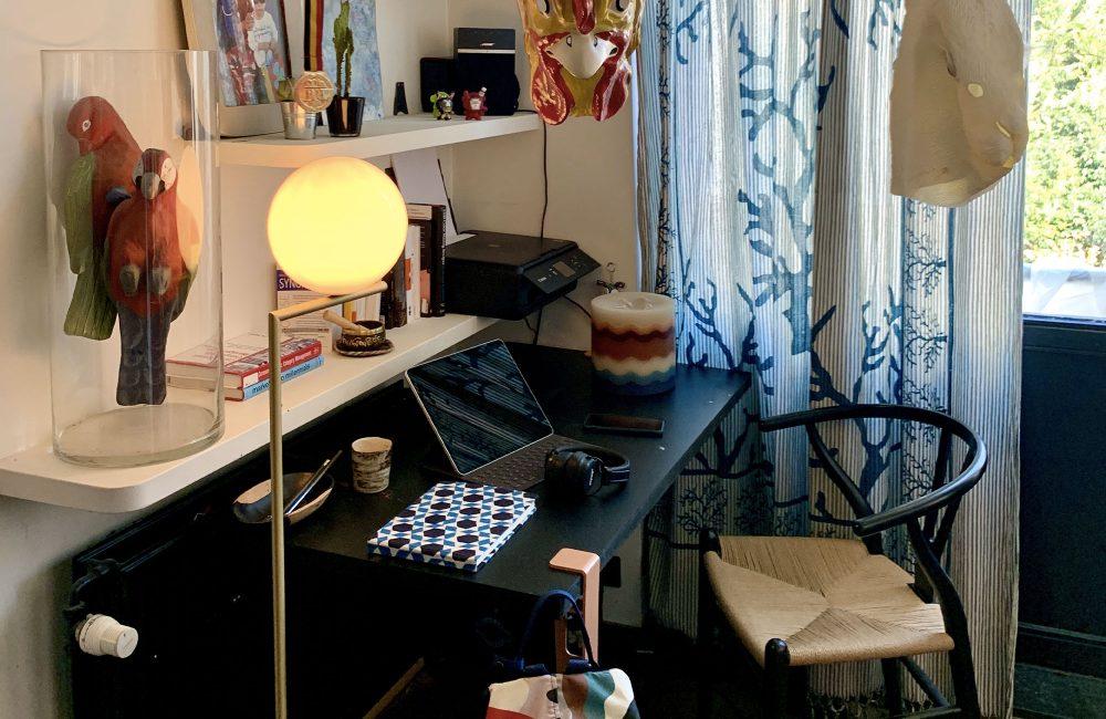 10 conseils de Caroline Notté pour créer son bureau à la maison