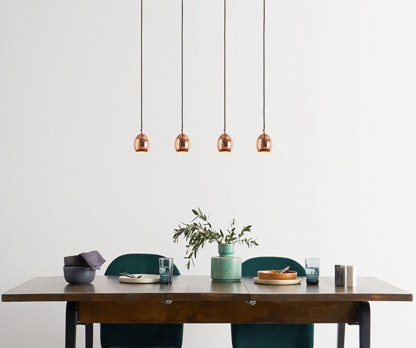 Notre sélection de plafonniers et suspensions luminaires design
