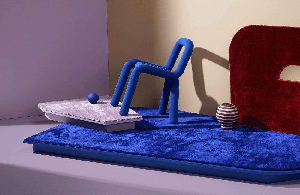 La marque de tapis belge Bomat ouvre un showroom à Gand