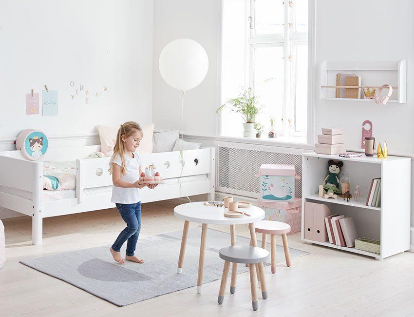 chambre enfants blanc flexa