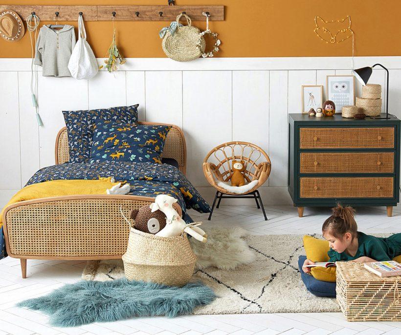Chambres d'enfant: les nouvelles tendances déco