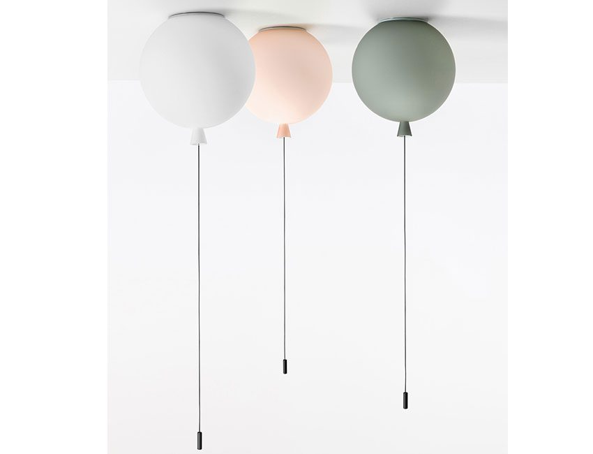 plafonnier ballon brokis