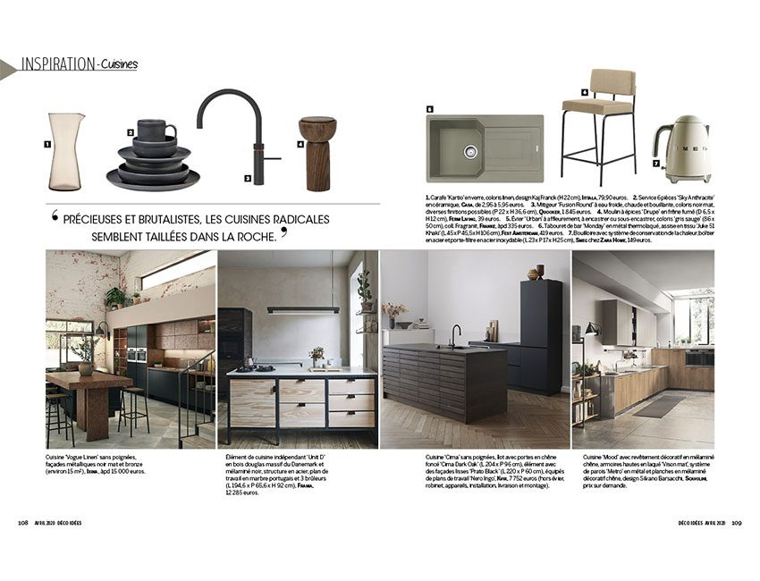 dossier cuisines deco idees avril