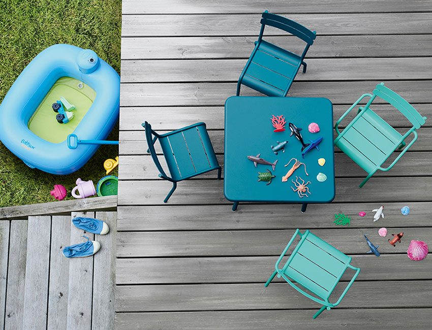 mobilier de jardin enfants Luxembourg Fermob