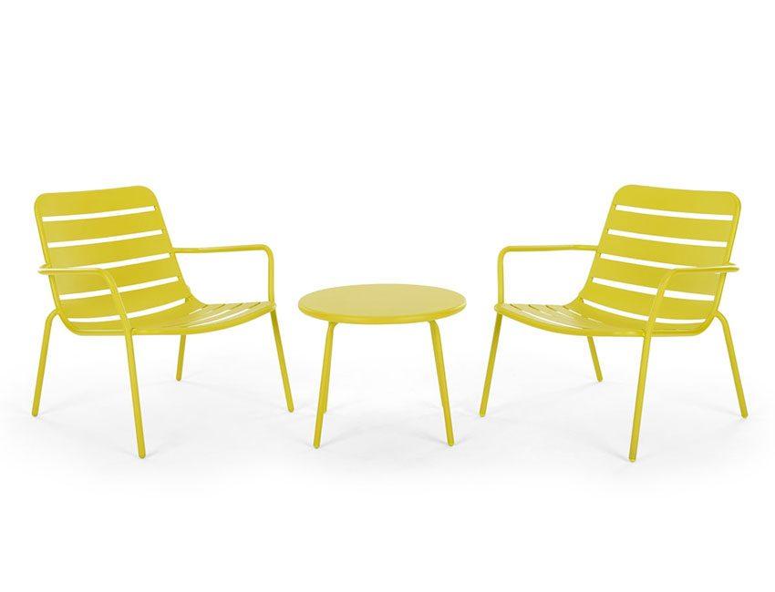 table et chaise de jardin tice made