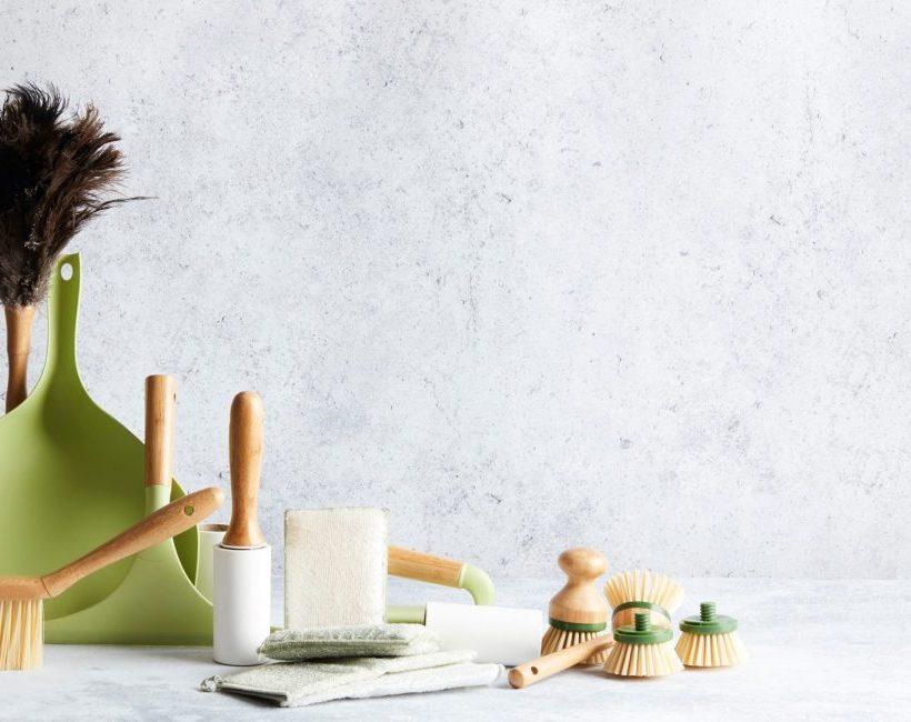 Des marques belges pour le grand nettoyage de printemps
