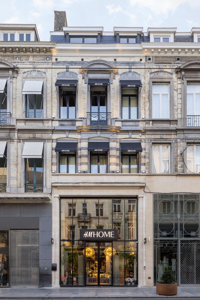 H&M Home Bruxelles
