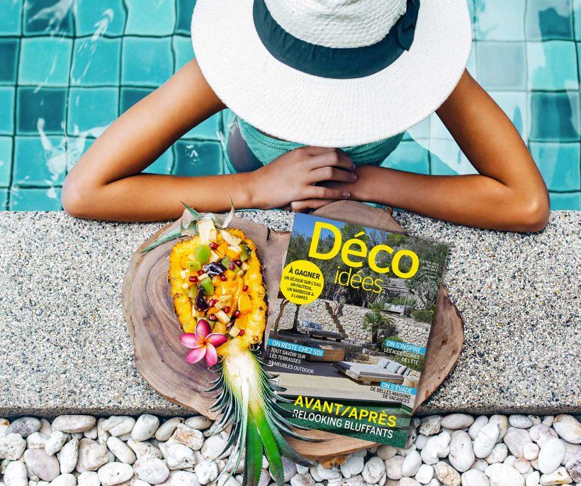 Lisez gratuitement le Déco Idées d'été en version numérique