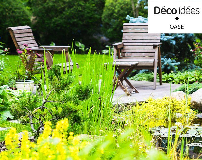 Créez votre paradis de vacances à la maison avec OASE