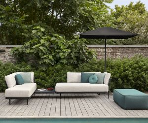 Le must du mobilier outdoor pour un été farniente