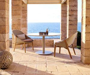 Le must du mobilier outdoor en 25 objets déco