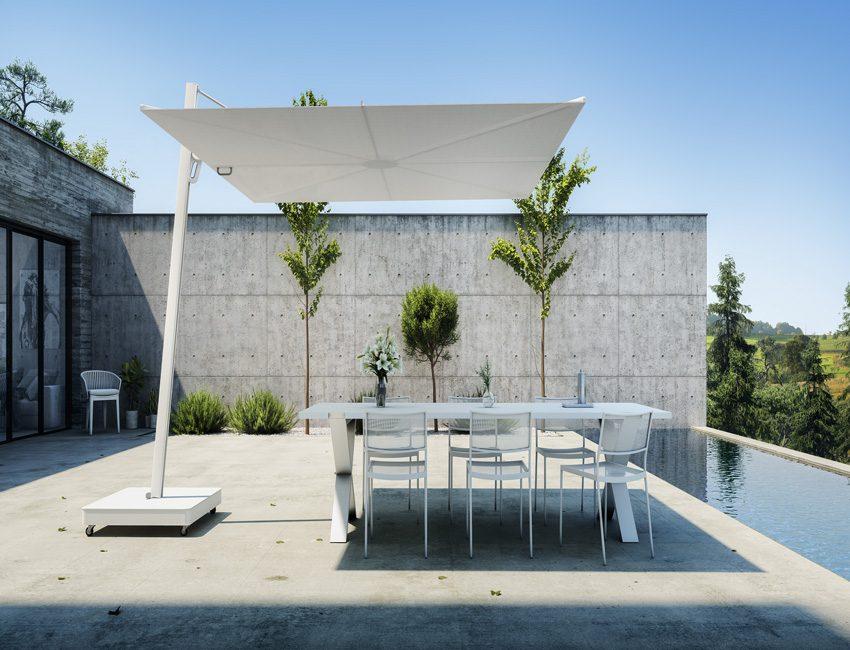 sol exterieur beton
