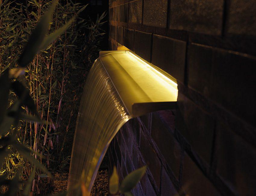 watervalverlichting OASE