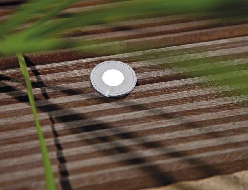 vloerplanken verlichting OASE