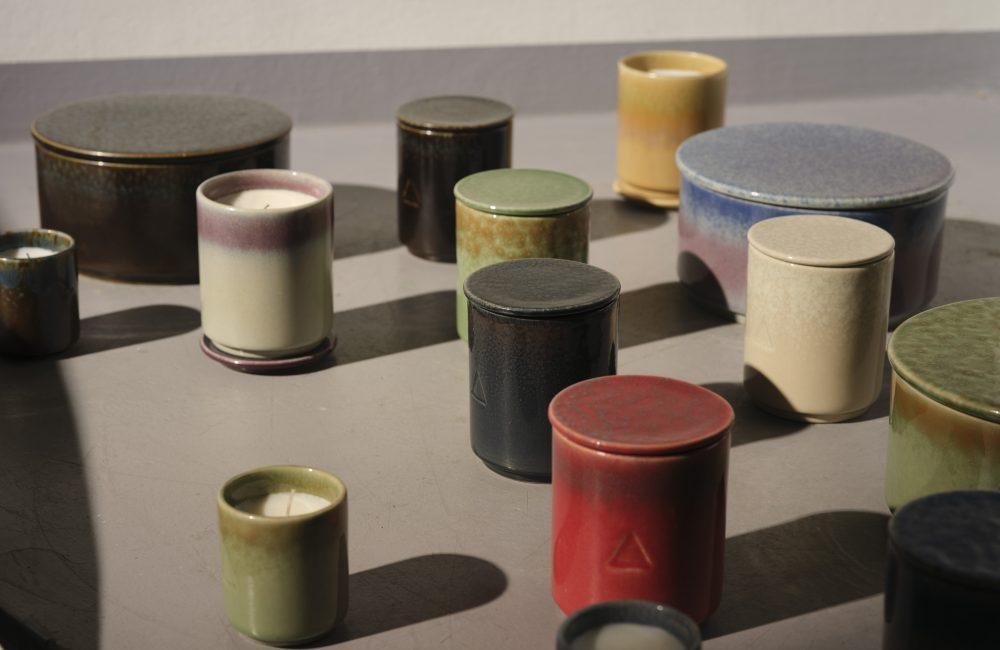 Les bougies chics et durables Ikea x Byredo